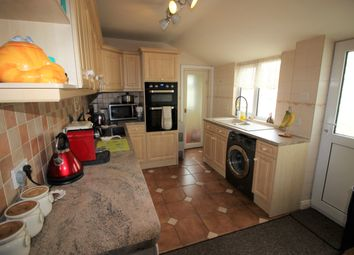 Thumbnail 3 bed terraced house for sale in Hartop Road, Torquay, St Marychurch