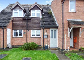 2 bed terraced house for sale in Darwin Close, Broughton Astley, Leicester, Leicestershire LE9