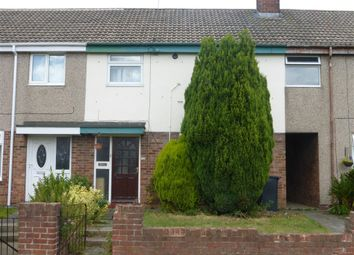 Thumbnail 3 bed terraced house to rent in Wilder Grove, Hartlepool