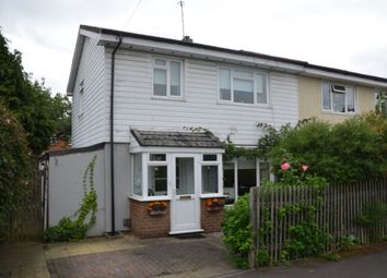 Thumbnail 3 bed semi-detached house for sale in Sunrise Close, Hanworth, Feltham