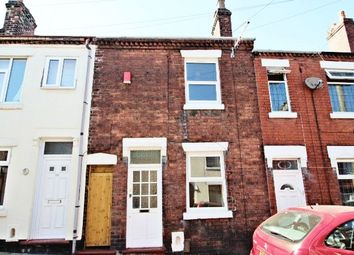 Thumbnail 2 bed terraced house for sale in Lockley Street, Hanley, Stoke-On-Trent