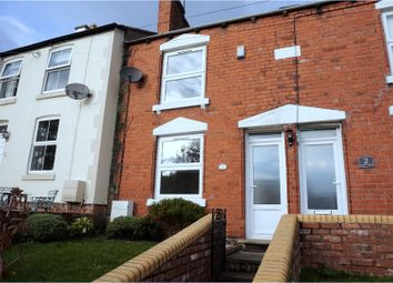 Thumbnail 3 bed terraced house to rent in Village Road, Mold