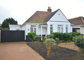 Thumbnail 3 bed detached bungalow for sale in Vicarage Gardens, Clacton-On-Sea