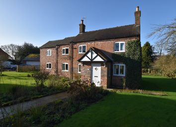 Thumbnail 4 bed cottage for sale in Mucklestone, Market Drayton