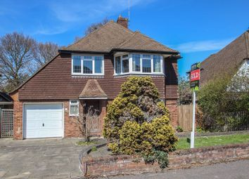 Thumbnail 3 bed detached house for sale in Derwent Close, Claygate, Esher