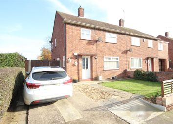 Thumbnail 3 bed semi-detached house for sale in Almond Road, Dogsthorpe, Peterborough