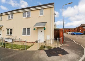 Thumbnail 3 bedroom semi-detached house for sale in Golwg Y Llanw, Pontarddulais, Swansea