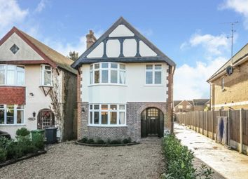 Thumbnail 3 bedroom detached house to rent in Church Road, Addlestone