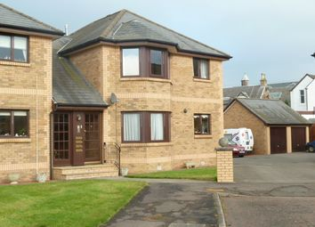 Thumbnail 2 bed flat to rent in Mercat Loan, Biggar