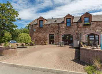Thumbnail 3 bed terraced house for sale in The Granary, Charlesfield Steading, St. Boswells, Melrose