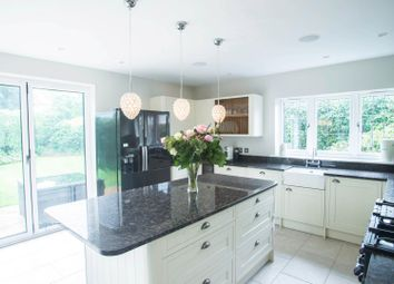 Thumbnail 4 bed detached house for sale in Robin Hood Road, Brentwood
