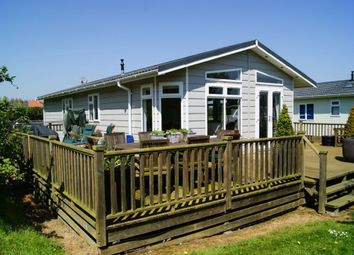 Thumbnail 2 bedroom mobile/park home for sale in Leiston Road, Aldeburgh