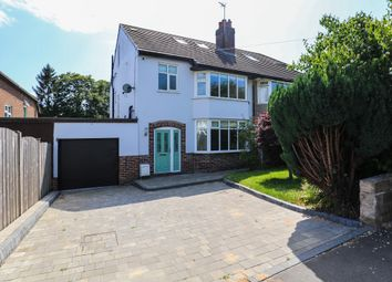Thumbnail 5 bed semi-detached house for sale in King Ecgbert Road, Totley Rise, Sheffield