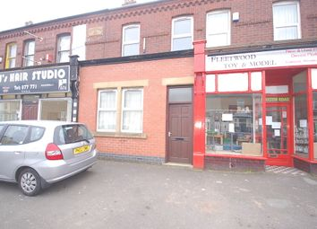 Thumbnail 1 bed flat to rent in Poulton Road, Fleetwood