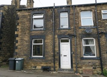 Thumbnail 1 bed terraced house for sale in Peel Street, Morley, Leeds