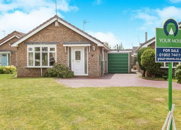 Thumbnail 2 bedroom bungalow for sale in Tasman Grove, Perton, Wolverhampton