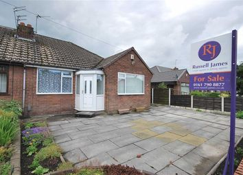 Thumbnail 2 bedroom semi-detached bungalow for sale in Hyde Grove, Walkden, Manchester