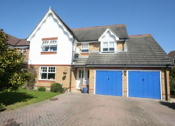 Thumbnail 4 bed detached house to rent in The Oaks, Burgess Hill