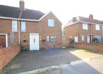 Thumbnail 4 bed semi-detached house for sale in Birchway, Hayes