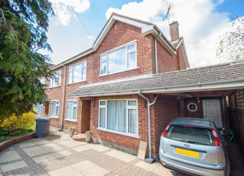 Thumbnail 4 bed semi-detached house for sale in Totnes Walk, Old Springfield, Chelmsford
