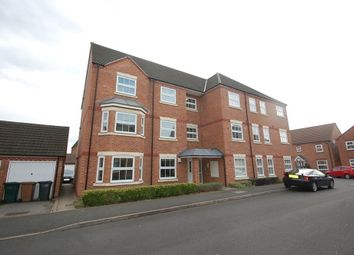 Thumbnail 2 bed flat to rent in Thames Way, Hilton, Derbyshire