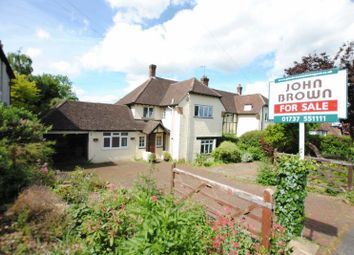 Thumbnail 5 bed semi-detached house for sale in Marlpit Lane, Coulsdon