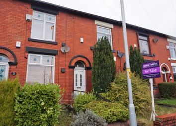 Thumbnail 2 bed terraced house for sale in Mills Hill Road, Manchester