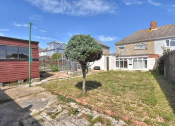 Thumbnail 3 bed semi-detached house for sale in Bryn Road, Weymouth