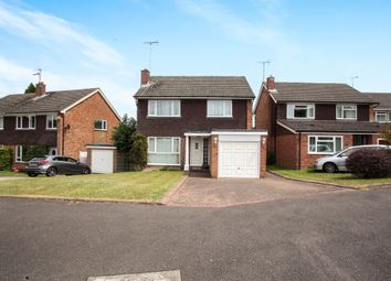 Thumbnail 3 bedroom detached house for sale in Mentmore Crescent, Dunstable