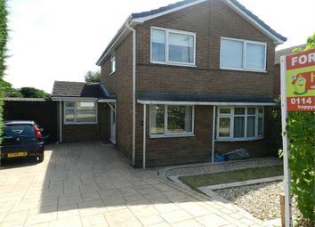 Thumbnail 4 bed detached house for sale in Livingstone Road, Burncross, Sheffield, South Yorkshire