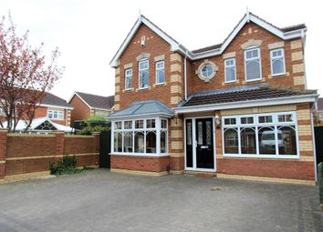 Thumbnail 4 bed detached house for sale in Marlborough Way, Cleethorpes