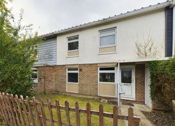 Thumbnail 3 bed terraced house for sale in Warwick Road, Basingstoke