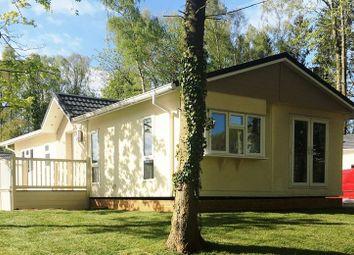 Thumbnail 2 bed property for sale in Saltmarshe Park, Stourport Road, Bromyard