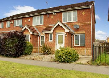 Thumbnail 2 bed end terrace house for sale in Kesteven Way, Kingswood, Hull