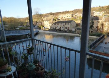Thumbnail 2 bed flat for sale in Waterside Mill, Parkwood Road, Huddersfield