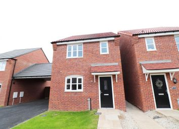 Thumbnail 3 bed detached house for sale in Lawson Road, Bolsover, Chesterfield