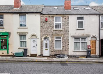 Thumbnail 2 bed terraced house for sale in Bloxwich Road, Walsall