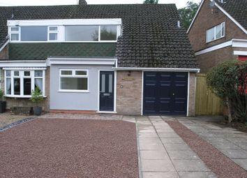 Thumbnail 3 bed semi-detached house for sale in Huntlands Road, Halesowen