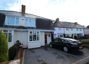 Thumbnail 3 bedroom semi-detached house to rent in Victoria Road, Bradmore, Wolverhampton