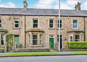 Thumbnail 4 bed terraced house for sale in Manor Road, Medomsley, Consett