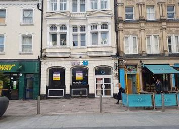 Thumbnail Retail premises to let in 92 St Mary Street, Cardiff