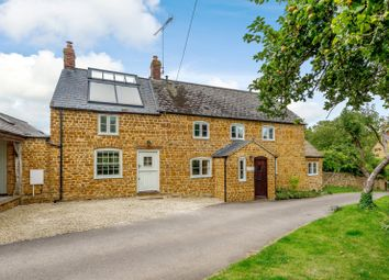 Thumbnail 3 bed detached house for sale in The Rock, Barford St. Michael, Banbury