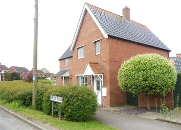 Thumbnail 3 bedroom semi-detached house to rent in Mellis Road, Yaxley, Eye