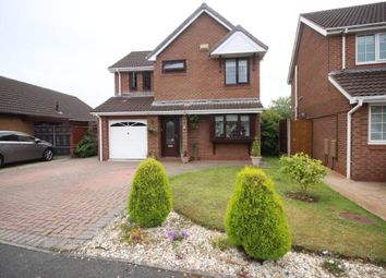Thumbnail 4 bed detached house for sale in Eider Close, Thornton, Thornton-Cleveleys, Lancashire
