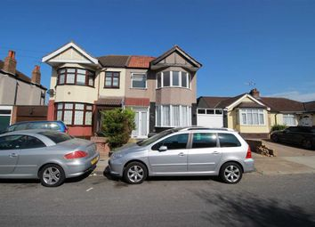 Thumbnail 4 bed semi-detached house to rent in Parkside Avenue, Romford