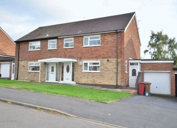 Thumbnail 3 bed semi-detached house for sale in Byron Close, Scunthorpe