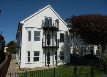 Thumbnail 2 bed flat to rent in Marine Parade, Dovercourt