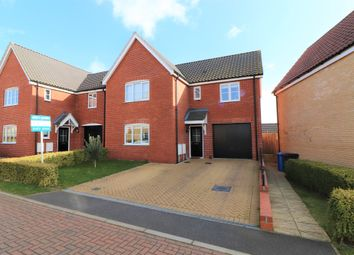 4 bed detached house for sale in Sarah Rand Road, Hadleigh, Ipswich, Suffolk IP7