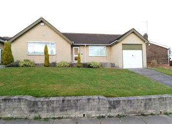 Thumbnail 2 bedroom detached bungalow for sale in Woodlands Crescent, Swinton, Mexborough, South Yorkshire