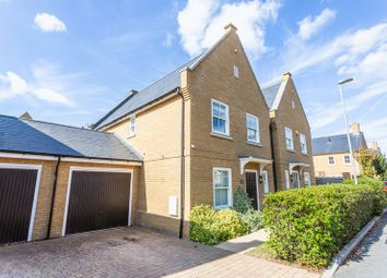 Thumbnail 3 bed detached house to rent in Gunners Rise, Shoeburyness, Southend-On-Sea